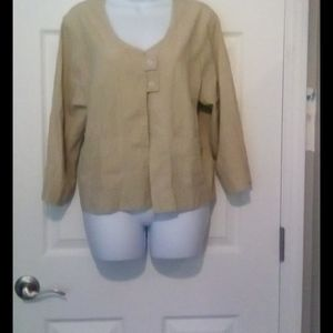 Habitat Clothes To Live In Boxy Jacket L